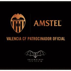 Amstel con el Valencia CF